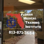 Photo taken at Florida Medical Training Institute by Andrea on 3/14/2013