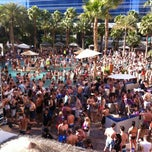 Photo taken at Rehab Pool Party by LA Travel M. on 4/29/2013