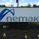 Photo taken at Nemak - Plant 2 by Josh L. on 5/7/2013