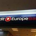 Photo taken at Кредит Европа Банк by Irina K. on 10/9/2012