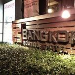 Photo taken at Bangkok Boutique Hotel by grannypurse on 3/23/2013