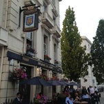 Photo taken at Morpeth Arms by Hassan M. on 8/28/2013