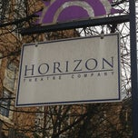 Photo taken at Horizon Theatre by Ric S. on 1/13/2013