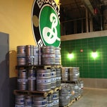 Photo taken at Brooklyn Brewery by Nicole on 2/17/2013