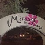 Photo taken at El Mirasol At Los Arboles by Gene D. on 12/24/2012