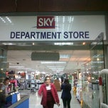 Photo taken at Sky Department Store by Ebru E. on 12/3/2012