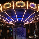 Photo taken at Silly Symphony Swings by Alex M. on 10/6/2012