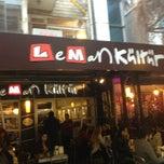 Photo taken at Leman Kültür by Kemal A. on 1/28/2013