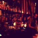 Photo taken at Experimental Cocktail Club by Sasha on 2/1/2013