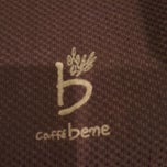 Photo taken at Caffé bene by Asia H. on 12/11/2012