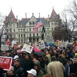 Photo taken at Legislative Office Building by Nick P. on 2/28/2013