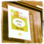 Photo taken at McDonald's by Trey A. on 4/14/2013