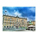 Photo taken at Kongens Nytorv by Maşife K. on 9/17/2012