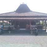 Photo taken at Taman Mini Maerokoco by asmari d. on 2/13/2014