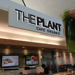 Photo taken at The Plant Cafe Organic by Josh on 3/1/2013