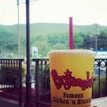 Photo taken at Bojangles' Famous Chicken 'n Biscuits by Lindsey H. on 5/11/2013