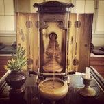 Photo taken at San Francisco Zen Center by Kayvon T. on 3/3/2012