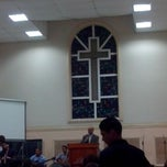 Photo taken at Iglesia Cristiana Oasis by Gisell D. on 2/16/2014