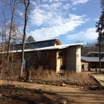 Photo taken at North Carolina Botanical Gardens by Amy M. on 2/10/2013