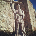 Photo taken at Mission San Juan Capistrano by James M. on 1/12/2013