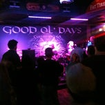 Photo taken at Good ol' Days Bar and Grill by Ben T. on 10/20/2012
