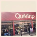 Photo taken at QuikTrip by Cassie K. on 9/30/2012