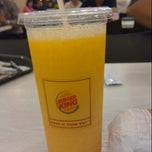 Photo taken at BURGER KING® by Rahmadhany A. on 10/9/2012