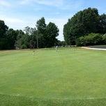 Photo taken at Brushy Mountain Golf Club by Gary H. on 6/22/2014