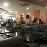 Photo taken at JW Sky Executive Lounge by Handy Ramli on 2/17/2013