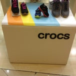 Photo taken at Crocs Store Kelapa Gading by Ela E. on 11/20/2013