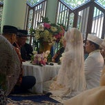 Photo taken at Masjid Al Amin Kemenkeu by Novita N. on 4/28/2013
