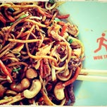 Photo taken at Wok to Walk by Daniel G. on 1/9/2013