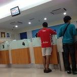 Photo taken at RHB Bank Berhad by Mokh on 10/1/2012