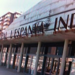 Photo taken at Centre Esportiu Municipal Espanya Industrial by Ferran on 1/30/2013