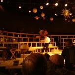 Photo taken at Teatro La Aduana by Grace Z. on 11/11/2012