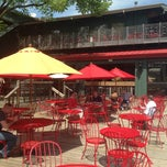 Photo taken at Calhoun's on the River by Bill M. on 4/23/2013