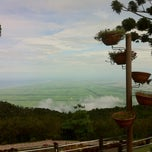 Photo taken at Gunung Jerai by HuiMin on 11/11/2012