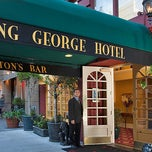 Photo taken at King George Hotel by King George Hotel on 12/17/2013