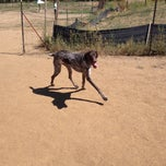 Photo taken at David Lorenz Dog Park by Vladislav D. on 9/7/2013