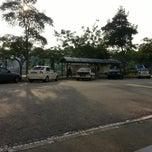 Photo taken at Bus Stop Putra Harmoni by mohd aqmal n. on 4/13/2013