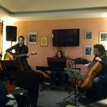Photo taken at Bar Enoteca Birreria Peppotto by Silvia C. on 4/5/2013