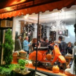 Photo taken at Biondivino by Marc W. on 10/13/2012