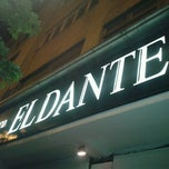 Photo taken at El Dante by Lorena R. on 11/3/2012