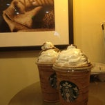 Photo taken at Starbucks by Christin C. on 4/14/2013
