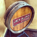 Photo taken at Jack Allen's Kitchen by Joanna L. on 4/17/2013