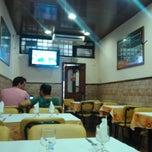 Photo taken at Churrascaria Domingos by Rui Pedro S. on 7/31/2013