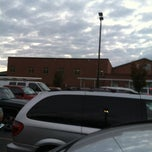 Photo taken at Locust Elementary School by Michael on 10/18/2012