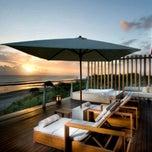 Photo taken at Anantara Seminyak Bali Resort & Spa by Hendry I. on 1/10/2013