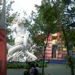Photo taken at Wahana Perang Bintang by Berny I. on 8/9/2013