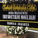 Photo taken at Komplek Polri Pondok Karya by Rery A. on 10/5/2014